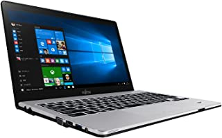 富士通 ノートパソコン FMV LIFEBOOK SHシリーズ WS1/W(Windows 10/13.3型ワイド/Core i5/4GBメモリ/約500GB HDD/Officeなし/スパークリングブラック)FMVWWS17_Z531
