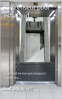 L'ascenseur pour échafaud: Le travail ne tue pas toujours à petit feu… (French Edition)