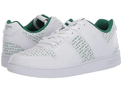 Lacoste Thrill 120 2 US (White/Green) Men