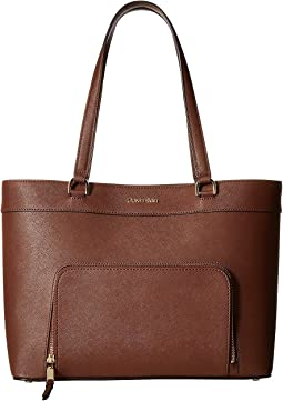 c6bb0fa62f6 Calvin klein unlined novelty casual tote | Shipped Free at Zappos