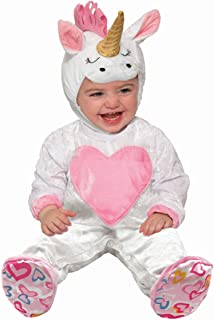 Forum Novelties baby-girls Baby Darling Unicorn Costume Infant and Toddler Costumes