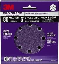 3M 88522NA-9-B Pro Grade 5-in 8-Hole Sanding Disc