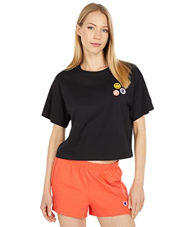 Champion The Cropped Graphic Tee