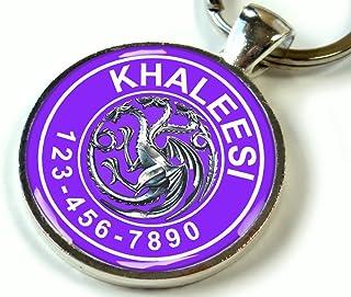 Custom Thrones Purple Targaryen Khaleesi