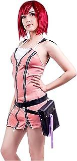 DAZCOS US Size Kairi Women`s Cosplay Costume with Waistbag
