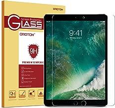 OMOTON Schutzfolie für iPad Air 10.5 [2019]/iPad Pro 10.5 [2017], 9H Härte, Anti-Kratzen, Anti-Öl, Anti-Bläschen