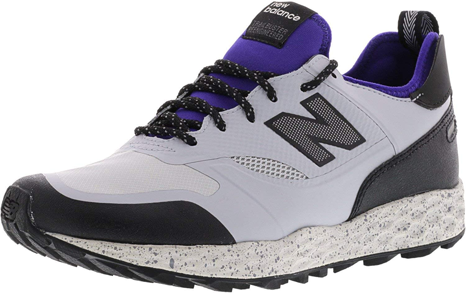 New Balance Trailbuster Men's Sneaker Black MFLTBBG