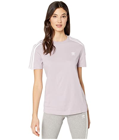 adidas Originals Lock Up Tee (Soft Vision) Women