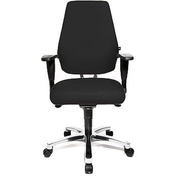 Topstar SI99KG20 Bürostuhl Sitness 30 inklusiv höhenverstellbare Armlehnen