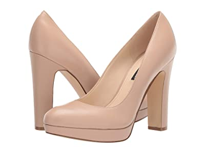 Nine West Aioleta Pump (Barely Nude) Women