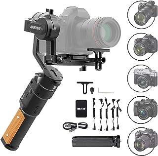 FeiyuTech AK2000C ジンバルスタビライザー3軸,一眼レフ/ミラーレス用,Sony A9/A7/a6400 Canon EOS R/80D/M50 富士XT4 対応,OLEDタッチスクリ 耐荷重2.2Kg 1年間保証日本語取説付-...