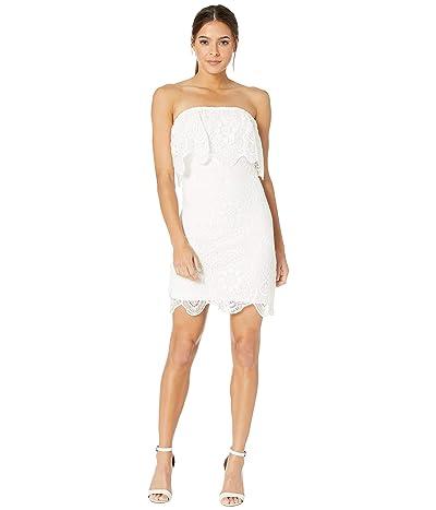 BB Dakota A Lace Of You Dress (Ivory) Women