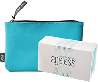 Jeunesse Instantly Ageless 25 Vials w/FREE Makeup Bag | Instantly Ageless 25 Vial Box Set with FREE FULL SIZE Quest Makeup Bag