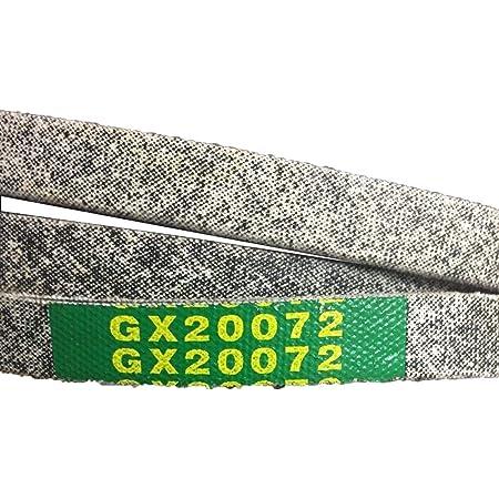 D/&D PowerDrive 89971992 Mercedes Benz Replacement Belt Rubber