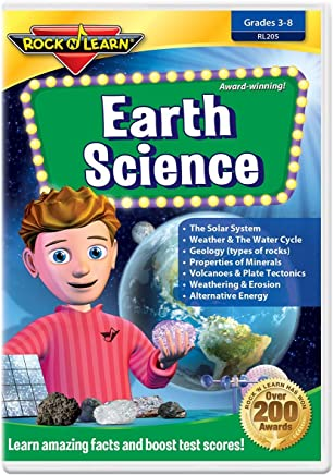 Earth Science by Rock 'N Learn