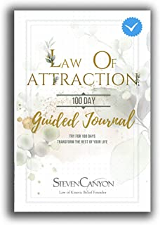 100-Day Guided Manifestation Journal, 227 Premium Color & Fully Illustrated/Manifest Anything You Desire/Become a Powerful...
