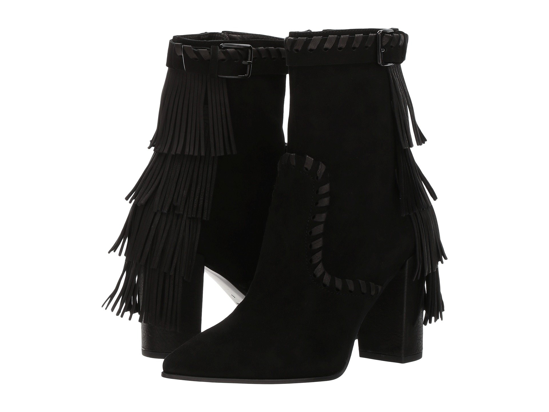 Miley Fringe Boot
