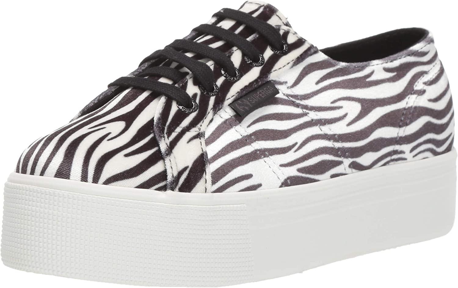 Superga Women's 2790 Fanvelvetw Sneaker Be super welcome Beauty products