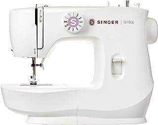 Singer Máquina de coser M1605 color Blanco