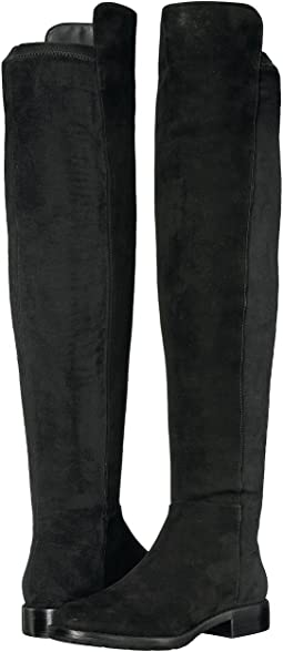Side Zip Stretch Tall Boot