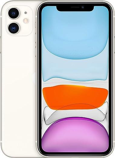 جوال ابل ايفون 11 (64GB) - ابيض