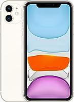 Apple iPhone 11 Akıllı Telefon, 128 GB, Beyaz, Kulaklık ve Adaptör Hariç (Apple Türkiye Garantili)