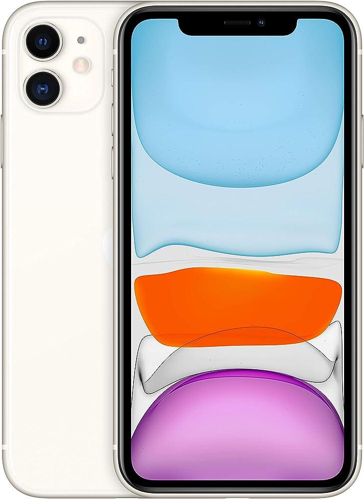 Apple iphone 11 (64gb) - bianco