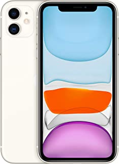Celular Apple iPhone 11 128gb / Tela 6.1'' / 12MP / iOS 13
