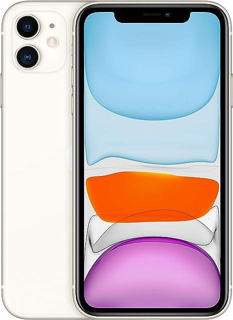 Apple iPhone 11 (128GB) - en Blanco