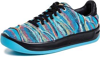 Puma California Coogi Multi Blue Atoll Black Mens Lace Up Sneakers