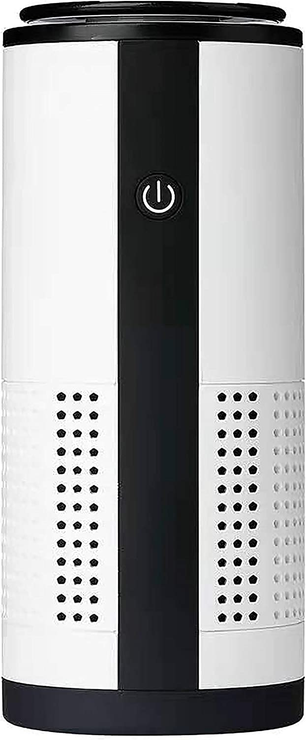 Air Purifier for Free shipping on posting reviews Car Bedroom Max 52% OFF Top Desk Size Cleaner Travel