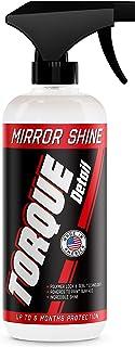 Torque Detail Mirror Shine – Super Gloss Wax & Sealant Hybrid Spray Superior..