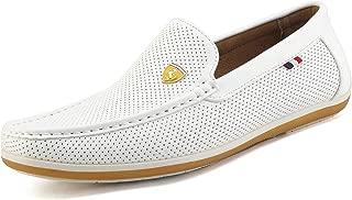 BRUNO MARC - Zapatillas para Hombre, 2-Blanco, 12 M US