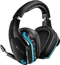 Logitech G935 Casque Gamer RVB Sans Fil, Son 7.1 Surround, DTS Headphone:X 2.0, Transducteurs 50mm Pro-G, 2,4 GHz Sans Fi...
