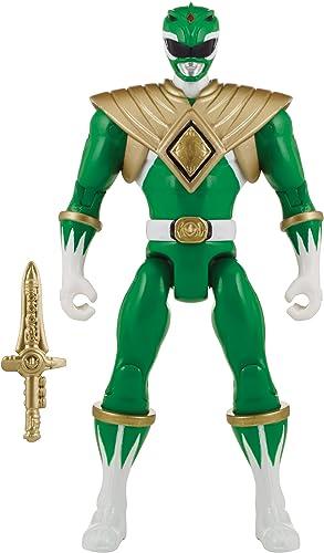 Power Rangers Super Megaforce - Mighty Morphin Grün Ranger Action Hero, 5-Inch by Power Rangers