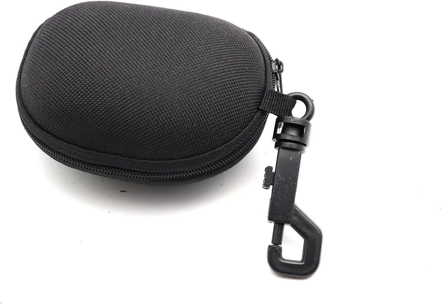 ColorViper Sports Protective Hard or semi hard Shell Case for Eyeglasses and Sunglasses w/Cleaning Cloth