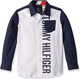 Boys' Adaptive Magnetic Button Shirt