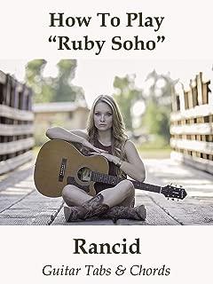 Best ruby soho guitar Reviews