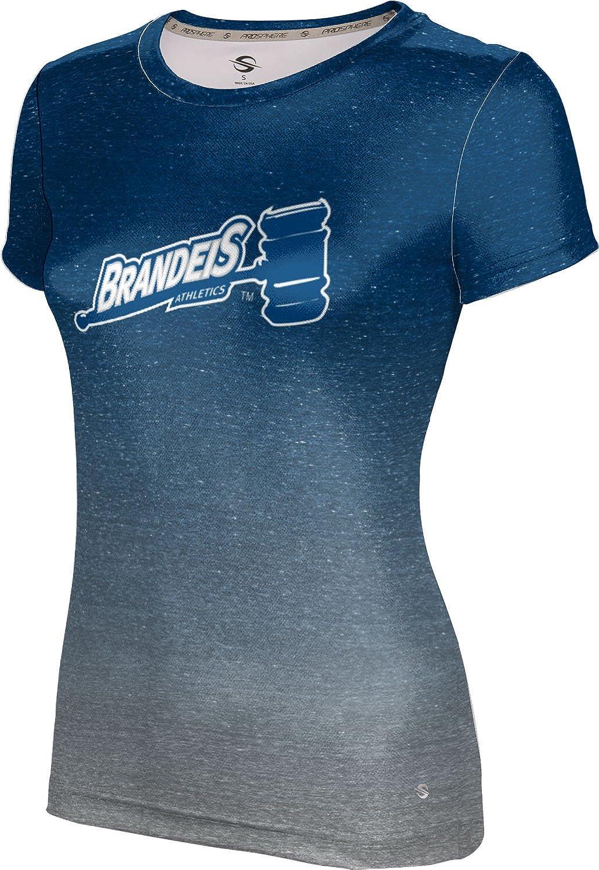 ProSphere Brandeis University Girls' Performance T-Shirt (Ombre)