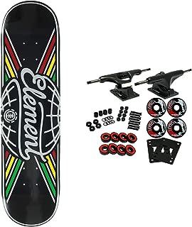 Element Skateboards Compete Fraction 7.7