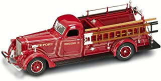 Yat Ming Scale 1:43-1939 American Lafrance B550RC Fire Engine