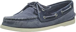 Sperry A/O 2-Eye Textile, Mocassino Uomo