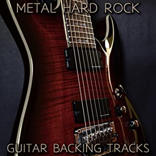 Metal Hard Rock Guitar Backing Tracks Jam