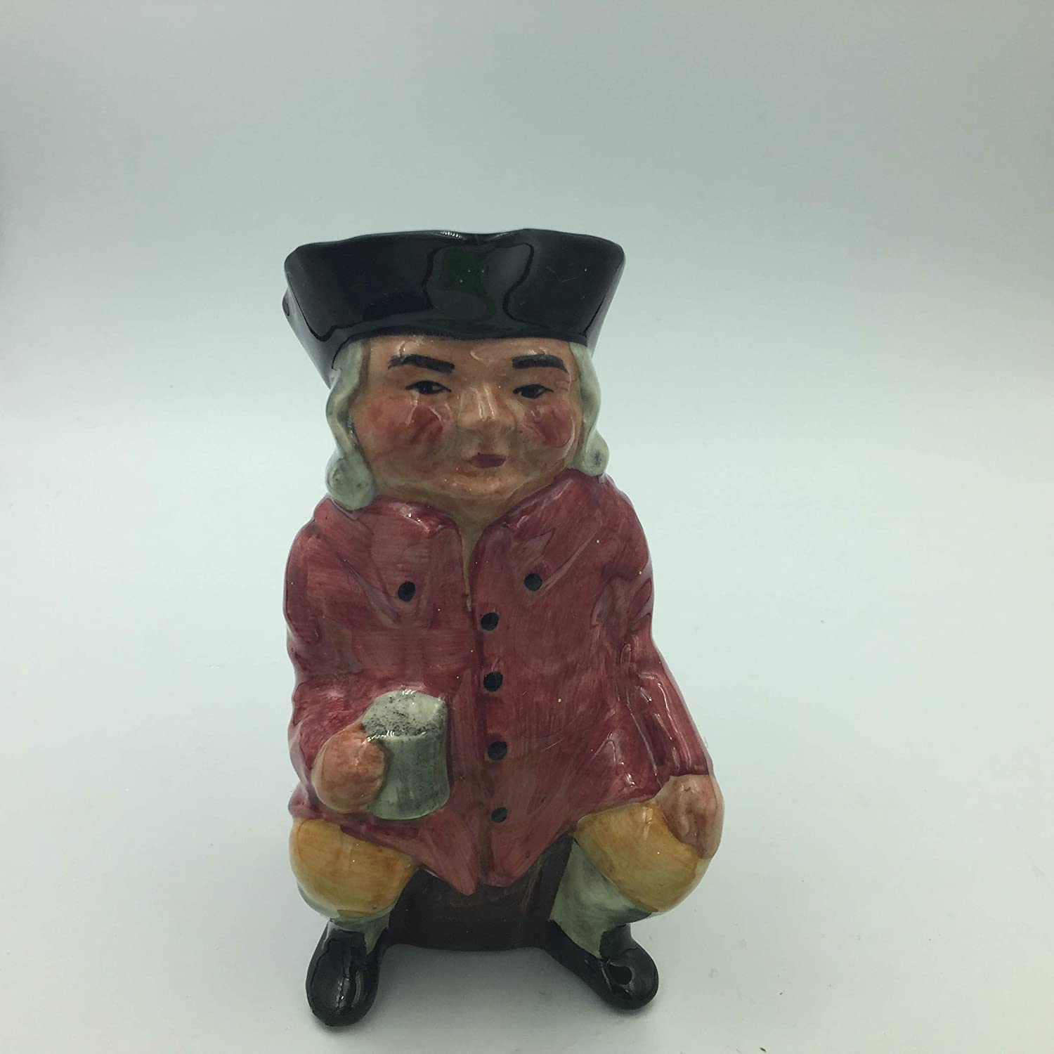 ARTONE England Porcelain All items in the store Toby Character Pitcher 1 lowest price 5 Jug Creamer