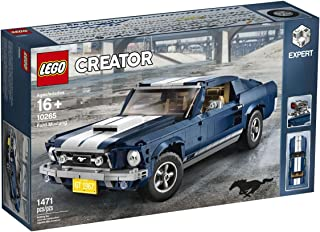 レゴ(LEGO)クリエーター エキスパートモデル フォード マスタング 1967 GT ファストバック │ LEGO Creator Expert Ford Mustang 1967 GT Fastback【10265】