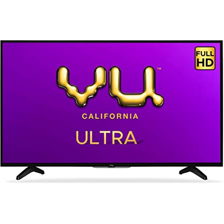 Vu 50 INCH Smart TV 4K Ultra HD Android LED TV With 5-Hotkeys 50UT