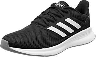 Adidas Falcon, Women's Road Running Shoes, Black (Core Black/Ftwr White/Grey Three F17), 38 EU, F36218