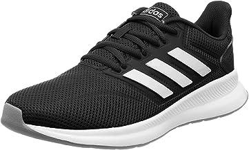 Adidas RUNFALCON, Women's Running Shoes, Black (Core Black/Ftwr White/Grey Three F17), 4 UK (36 2/3 EU)
