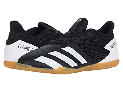adidas Predator 20.4 In Sala (Core Black/Footwear White/Gum 3) Men
