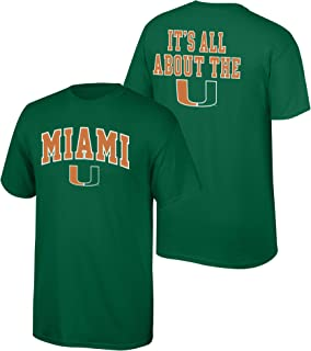 NCAA T Shirt Team Color Back